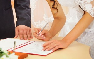 contrat de mariage en Israel